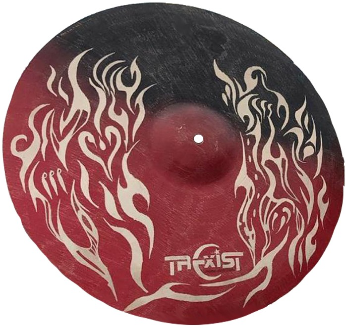 Customize Cymbals - Trexist Cymbals USA 06