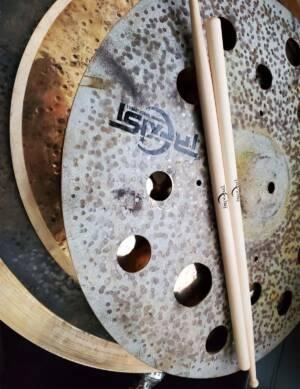 Drumstick - Trexist Cymbal USA