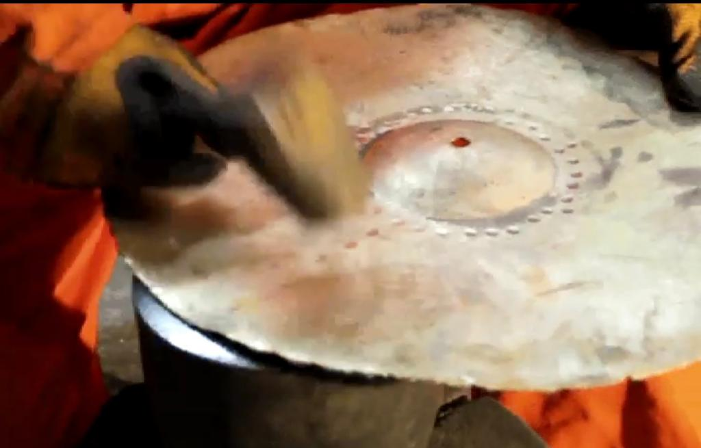 Trexist Cymbals - Step 6